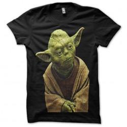Yoda T-Shirt black sublimation