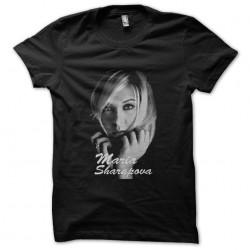 shirt Maria Sharapova black...