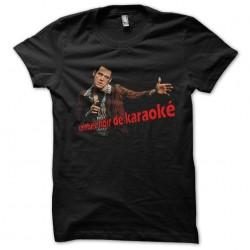 tee shirt Jim carrey karaoke  sublimation