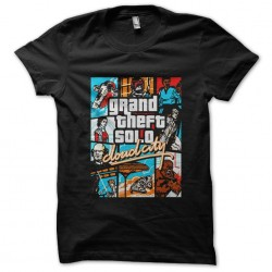 tee shirt grand theft solo...
