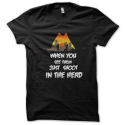 tee shirt walking dead Hat...