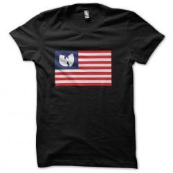 tee shirt wu tang clan logo...