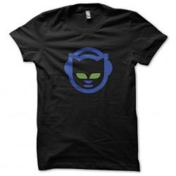 t-shirt napster black...