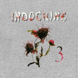 Indochine album classic t-shirt 3rd sex gray sublimation