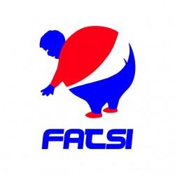 tee shirt Fatsi parody pepsi white sublimation