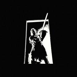 T-shirt Leatherface artwork Massacre with chainsaw black sublimation