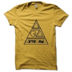 Logo Aztechno yellow...