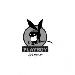Playboy t-shirt parody...