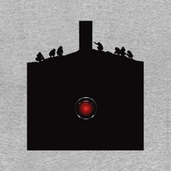 tee shirt Marko Manev gray...