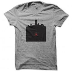 tee shirt Marko Manev gray sublimation