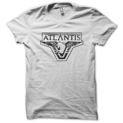 t-shirt Atlantis patch...