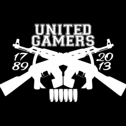 United gamers tee shirt...