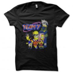 tee shirt Team 7 Ninja...