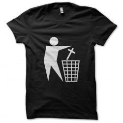 tee shirt ainti religion...