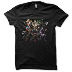 Warcraft shirt black...