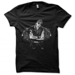 tee shirt Axl  groupe Guns...