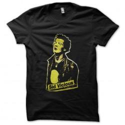 tee shirt Sid vicious...