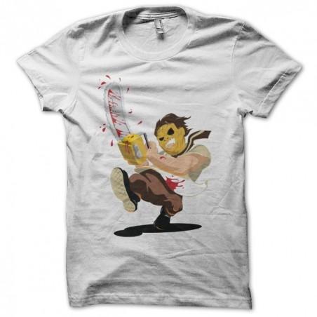 Tee shirt Massacre à  la tronçonneuse Leatherface sublimation